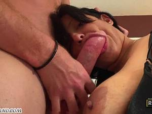 Young guy fucks his best friend's latin mother