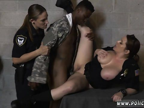 Soldier ass fucked and jizzed